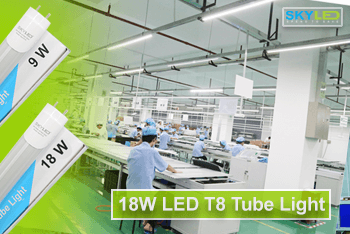 18W LED T8 Tube Light catalogue