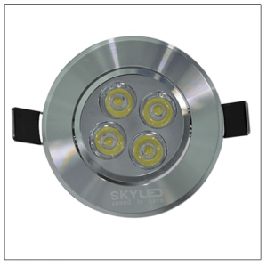 4W LED Ceiling Light