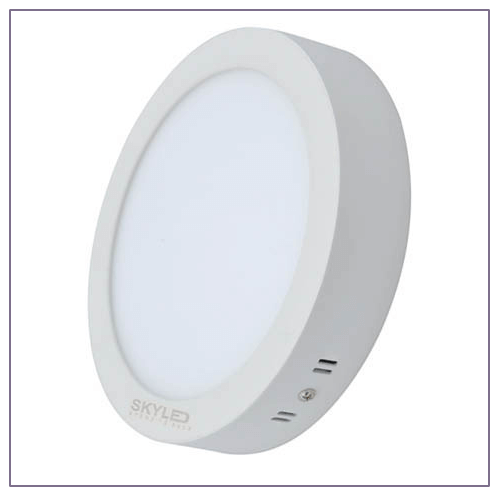 Led Wall Lights Price In Pakistan: 6W Surface Mount Panel