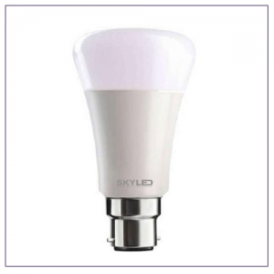 White 7W Smartlight Rainbow LED Bulb